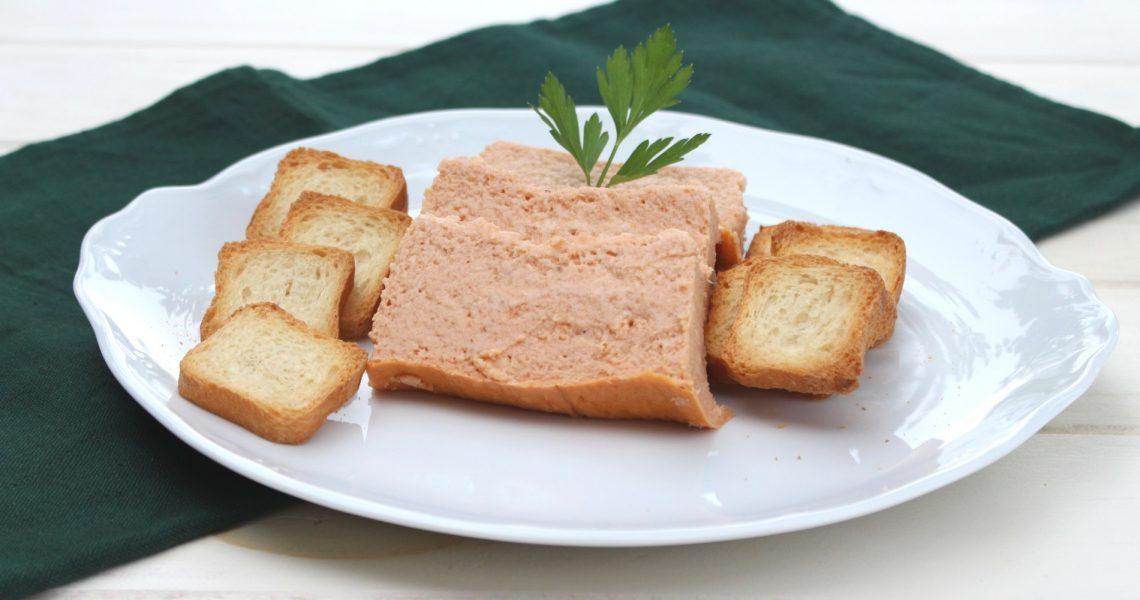 Receta de pastel de bonito al horno